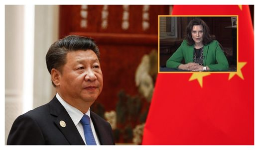 Xi Jinping and Gretchen