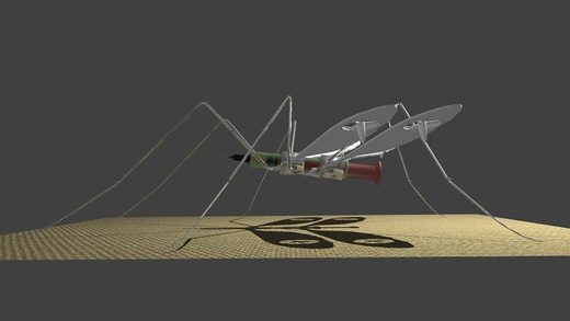 medical drone mosquito vaccine