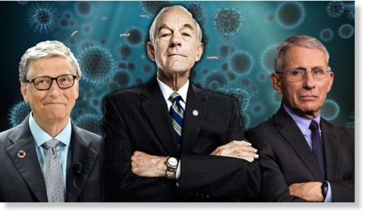 fauci, gates, ron paul