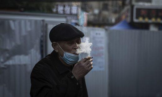 smoker china covid-19