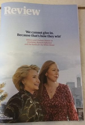 clintons review guardian propaganda