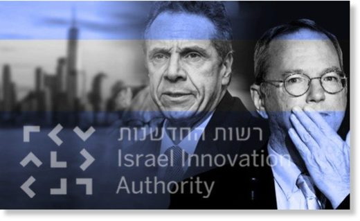 cuomo and israel