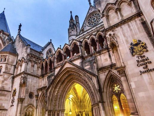 Royal courts justice