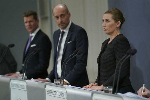 Danish PM 'falsely claimed health agencies backed lockdown'