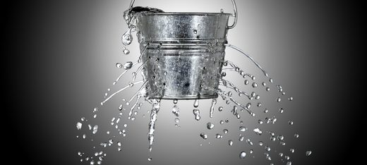 leaky bucket