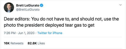 twitter tear gas lies 1