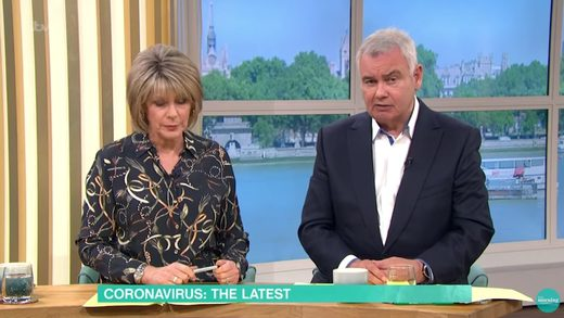Eamonn Holmes on This Morning
