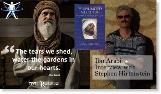 ibn arabi stephen hirtenstein