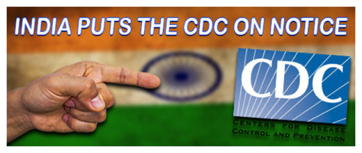 India and the CDC