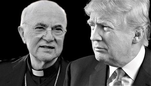 archbishop vigano trump letter