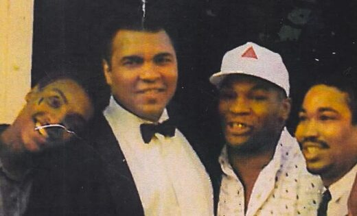 Muhammad Ali Jr/Father/Tyson