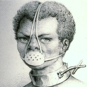 slave mask punishment