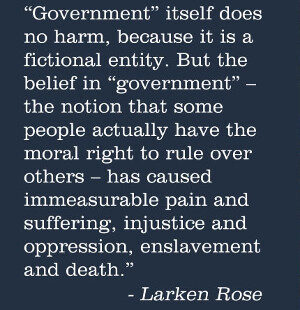 quote larken rose