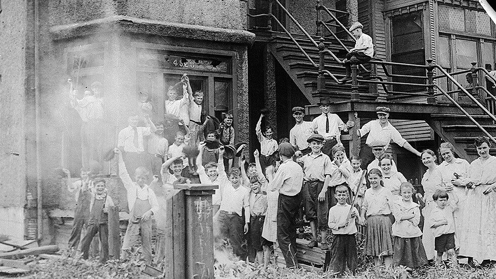 Lynching, stoning and burning: The 1919 'Red Summer' race riots that America and Britain want you to forget but which echo today