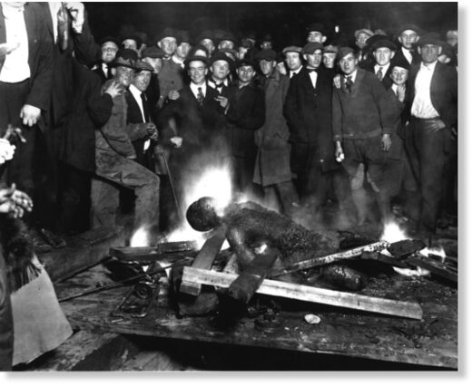 race riots USA 1919