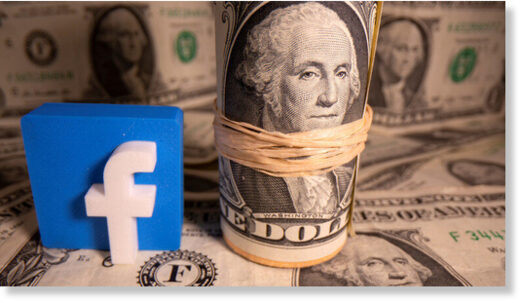 facebook and the dollar