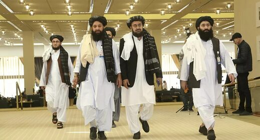 afghan negotiators