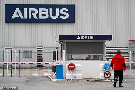 Airbus facility france