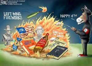 independence day cartoon