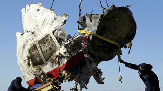 mh17 wreckage salvage