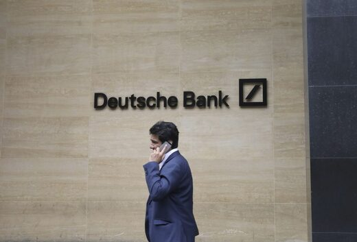 Deutsche Bank Christian Sewing Epstein