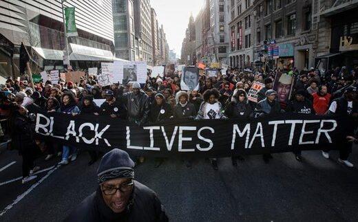 black lives matter blm march