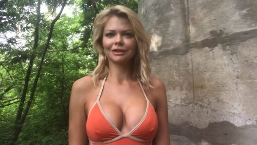 "Fired Ukraine minister dons skimpy bikini, launches new party to fight corruption of ""pants-wearing idiots"""