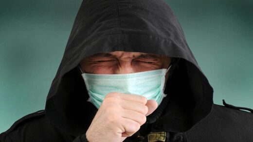 coughing mask