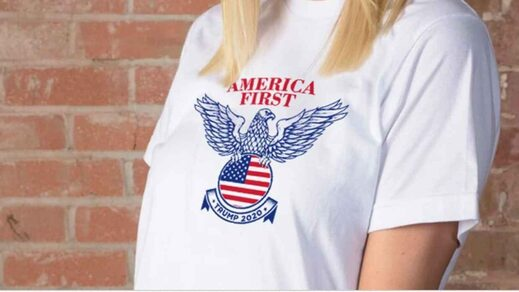 america first tshirt