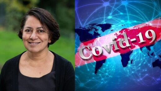 University of Oxford professor Sunetra Gupta  covid 19