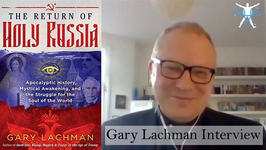 MindMatters: Interview with Gary Lachman: The Return of Holy Russia
