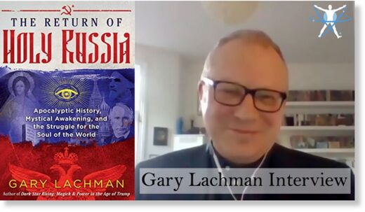 gary lachman holy russia