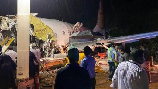kerala plane crash