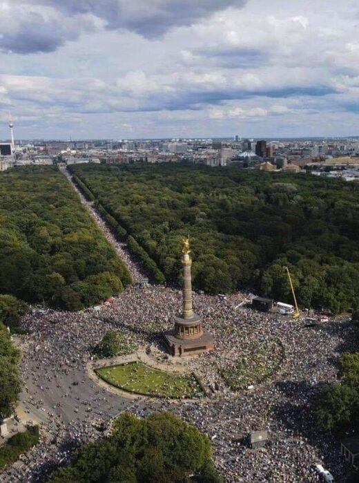 berlin protest covid-19