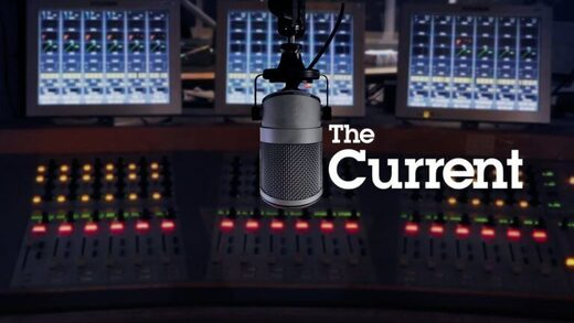 CBC the Current radio show logo