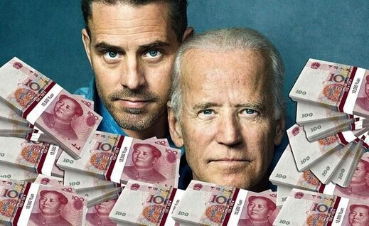 joe hunter biden china money