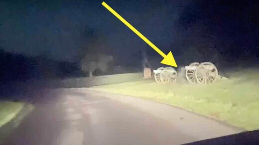 Were ghosts caught on film at Gettysburg Civil War memorial?