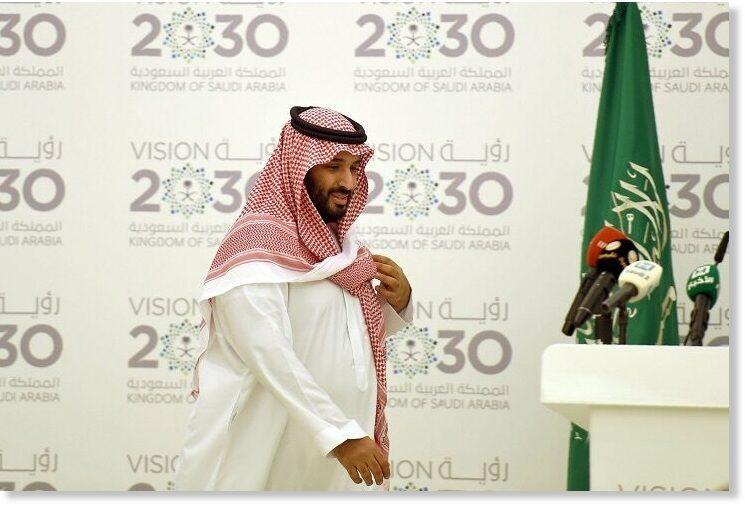 Twilight in the desert for Saudi Arabia and Mohammed bin Salman? -- Puppet Masters -- Sott.net
