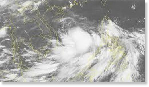 Tropical Cyclone Noul