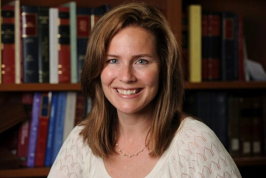 Federal Judge Amy Coney Barrett