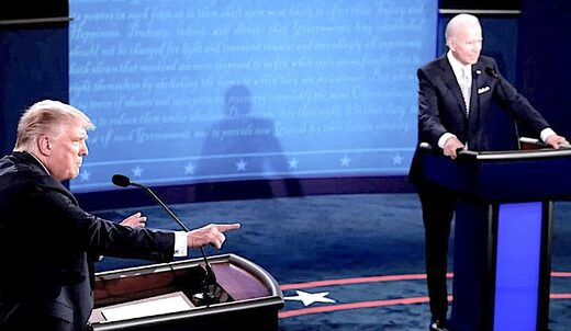 Tactics: The psychology behind the Trump-Biden debate interruptions