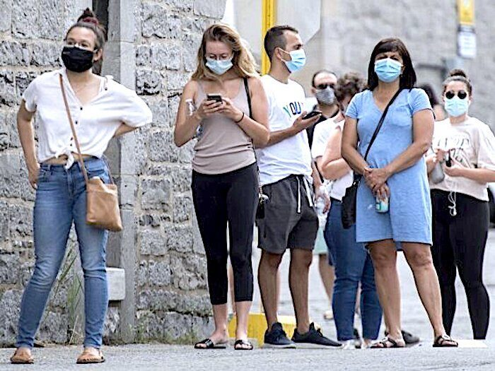 BEST OF THE WEB: CDC study finds overwhelming majority of people getting Coronavirus wore masks