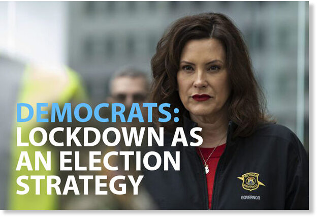 Court rebuffs Gretchen Whitmer's plan to keep state on lockdown until after election