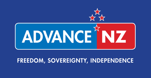 advance nz anti vax new zealand logo