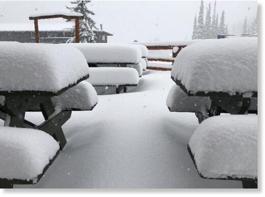 A recent dump of snow in the Thompson-Okanagan has the four major ski resorts in the region likely has skiers and snowboarders excited for opening day.