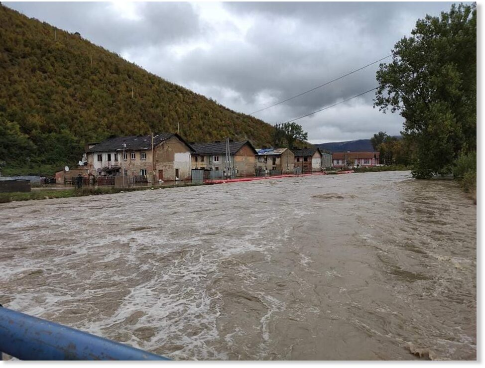 Floods cause fatality and prompt evacuations in Slovakia after days of heavy rainfall -- Earth Changes -- Sott.net
