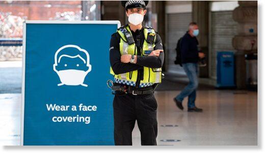 face cop