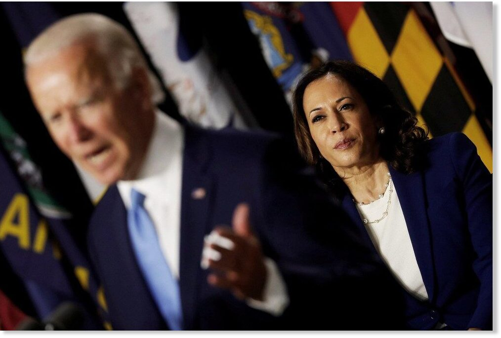 A warning of the imminent danger of a Kamala Harris Presidency