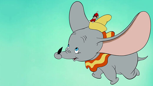 Dumbo disney screen shot