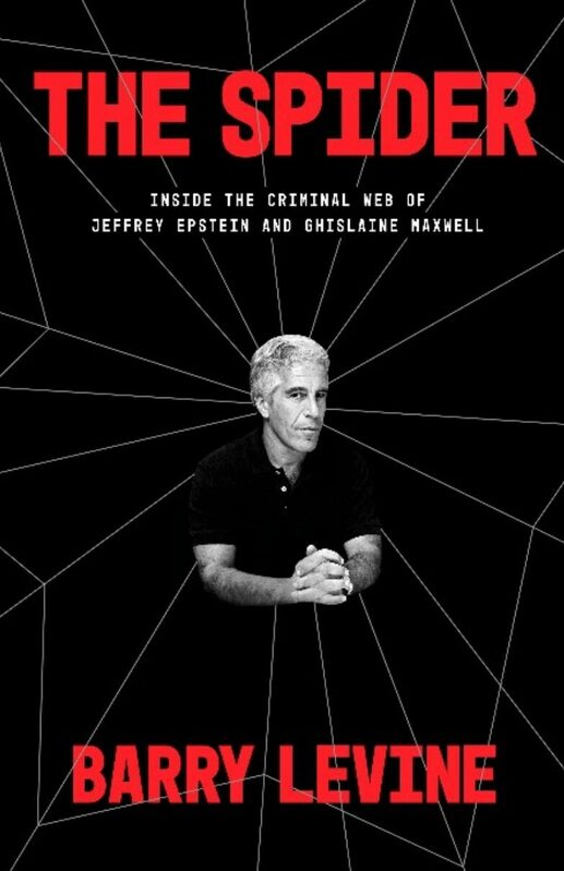 the spider book jeffrey epstein barry levine